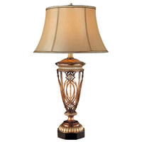 Minka-Lavery Signature 1 Light Table Lamp in Aston Court Bronze 12335-206