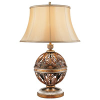 Minka-Lavery Aston Court 1 Light Table Lamp in Aston Court Bronze 12343-206