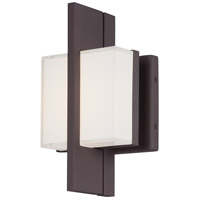 Minka Lavery Lynhaven LED Outdoor Wall Lantern in Alder Bronze 1245-246-L