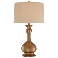 Minka-Lavery Signature 1 Light Table Lamp in Liberty Gold 13033-0
