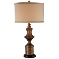 Minka-Lavery Signature 1 Light Table Lamp 13034-0