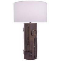 Minka-Lavery 13054-0 Ambience 31 inch 100 watt Dark Antique Brass Table Lamp Portable Light Ambience