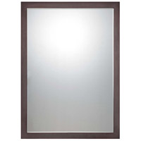 Paradox 33 X 24 inch Harvard Court Bronze Plated Mirror Home Decor, Beveled