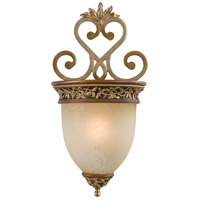 Minka-Lavery Jessica McClintock Home Salon Grand 1 Light Sconce in Florence Patina 1553-477