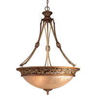 Minka-Lavery Jessica McClintock Home Salon Grand 4 Light Pendant in Florence Patina 1558-477