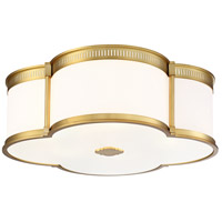 Minka-Lavery 1824-249-L Signature LED 22 inch Liberty Gold Flush Mount Ceiling Light