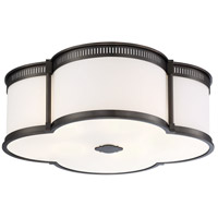 Minka-Lavery 1824-281-L Signature LED 22 inch Harvard Court Bronze Plated Flush Mount Ceiling Light