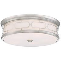 Minka-Lavery 1826-613-L Signature LED 20 inch Polished Nickel Flush Mount Ceiling Light