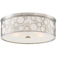 Minka-Lavery 1845-84-L Minka Lavery LED 20 inch Brushed Nickel Flush Mount Ceiling Light