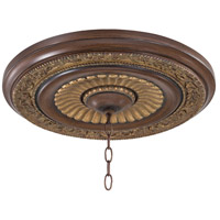 Minka-Lavery Belcaro Ceiling Medallion in Belcaro Walnut 1940-126