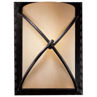 Signature 1 Light 9 inch Aspen Bronze Wall Sconce Wall Light
