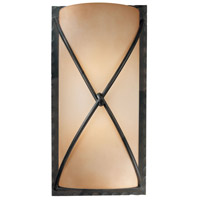 Minka-Lavery Aspen II 2 Light Sconce in Aspen Bronze 1975-1-138