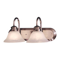 Contractor Series 1 Light 18 inch Bath Wall Light