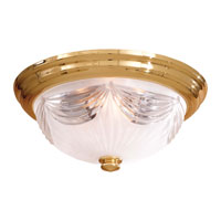 Minka-Lavery Contractor Series 2 Light Flushmount 2224-22