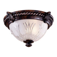 Minka-Lavery Contractor Series 1 Light Flushmount 2227-18