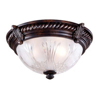 Minka-Lavery Contractor Series 3 Light Flushmount 2229-18