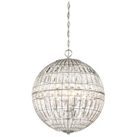 Palermo 5 Light 18 inch Chrome Pendant Ceiling Light
