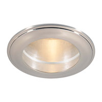 Minka-Lavery Signature 4in Recessed Trim in Brushed Nickel 2716-84