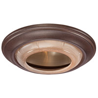 Minka-Lavery Signature Recessed Trim in Nobel Bronze 2718-156 photo thumbnail