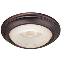 Minka-Lavery Signature 6in Recessed Trim in Lathan Bronze 2718-167
