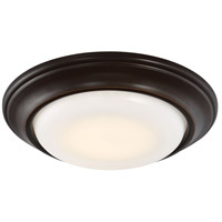 Signature Dark Restoration Bronze Recessed Light Ceiling Light in LED