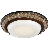 Signature Belcaro Walnut Recessed Light Ceiling Light in LED
