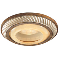 Minka-Lavery 2818-206 Signature Aston Court Bronze Recessed Trim, 6 Inch
