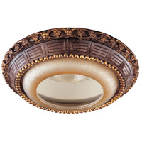 Minka-Lavery Hearst Castle Illuminati 6in Recessed Trim in Illuminati Bronze 2828-177