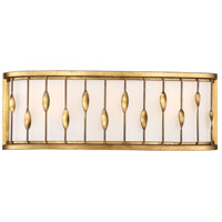 Minka-Lavery 3053-571 Olivetas 3 Light 20 inch Whisper Bronze Bath Bar Wall Light