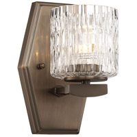 Minka-Lavery 3081-281-L Maginot LED 5 inch Harvard Court Bronze Bath Light Wall Light photo thumbnail
