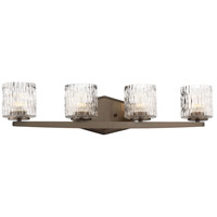 Minka-Lavery 3084-281-L Maginot LED 27 inch Harvard Court Bronze Bath Light Wall Light