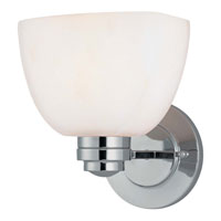 Leeward 1 Light 7 inch Chrome Bath Wall Light