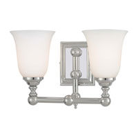 Minka-Lavery Tafalla 2 Light Bath in Chrome 3222-77