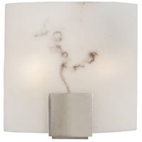 Minka-Lavery 334-84-PL Signature 2 Light 9 inch Brushed Nickel ADA Wall Sconce Wall Light in GU24
