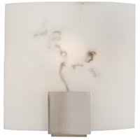 Minka-Lavery Signature 1 Light Sconce in Brushed Nickel 334-84