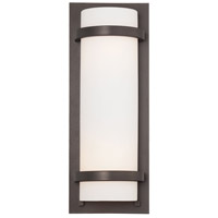 Minka-Lavery Fieldale Lodge 2 Light Sconce in Smoked Iron 341-172