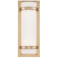 Minka-Lavery Signature 2 Light Sconce in Honey Gold 341-248