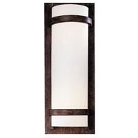 Minka-Lavery Signature 2 Light Sconce in Iron Oxide 341-357-PL photo thumbnail