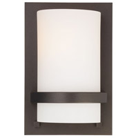 Minka-Lavery Fieldale Lodge 1 Light Sconce in Smoked Iron 342-172