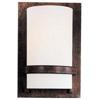 Minka-Lavery 342-357-PL Signature 1 Light 7 inch Iron Oxide ADA Wall Sconce Wall Light