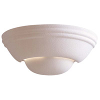 Minka-Lavery 351 Signature 1 Light 13 inch White Ceramic Wall Sconce Wall Light photo thumbnail