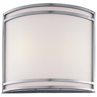 Signature 2 Light 12 inch Brushed Nickel Sconce Wall Light