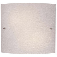 Minka-Lavery Signature 2 Light Sconce in Brushed Nickel 369-PL