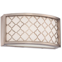 Westwood Court LED 10 inch Champagne Gold Bath Wall Light