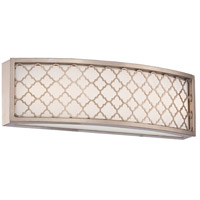 Westwood Court LED 16 inch Champagne Gold Bath Wall Light