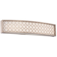 Minka-Lavery 403-584-L Westwood Court LED 24 inch Champagne Gold Bath Light Wall Light