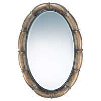 Minka-Lavery La Cecilia Mirror in Patina Iron 4140-0-573