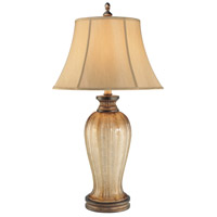 Minka-Lavery La Cecilia 1 Light Table Lamp in Patina Iron 4140-2-573