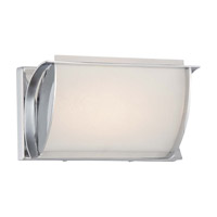 Minka Lavery Arlington Brooke LED Bath Light in Chrome 421-77-L
