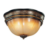 Minka-Lavery Brompton 2 Light Flushmount in Brompton Bronze 4332-561 photo thumbnail